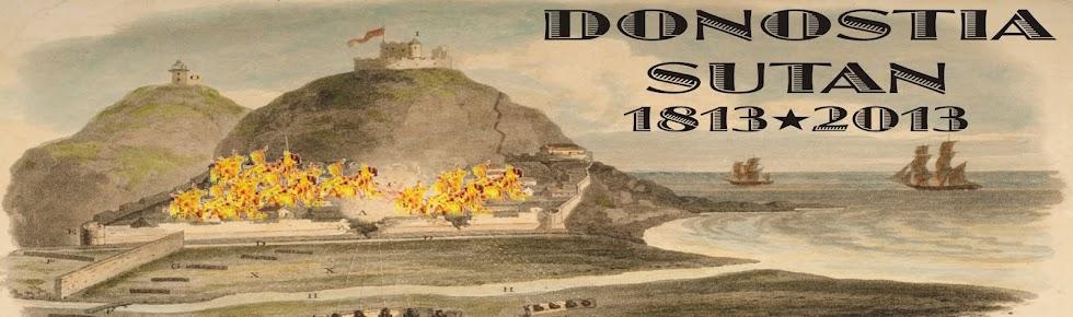 DONOSTIA 1813-2013