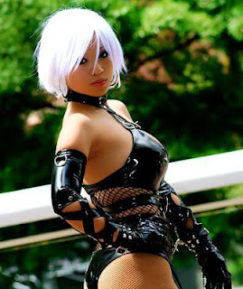 Dead or Alive Christie Cosplay by Yaya