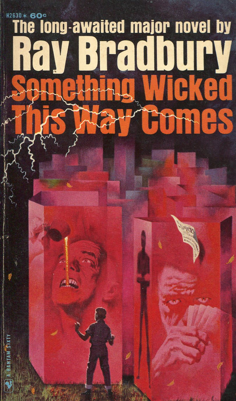 symbolism in something wicked this way comes by ray bradbury Ray bradbury (screenplay), ray bradbury (novel) stars: jason robards title: something wicked this way comes (1983) 68 /10 want to share imdb's.