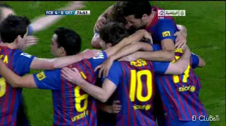 اهداف برشلونة وخيتافي 4/0 مشاهدة اهداف مباراة برشلونة وخيتافي 4/0 من اليوتيوب شاهد اهداف يوتيوب 4-0