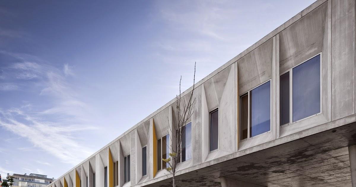 arquitectura zona cero: ENSEÑANZAS DE HORMIGÓN (PARQUE ... - photo#20