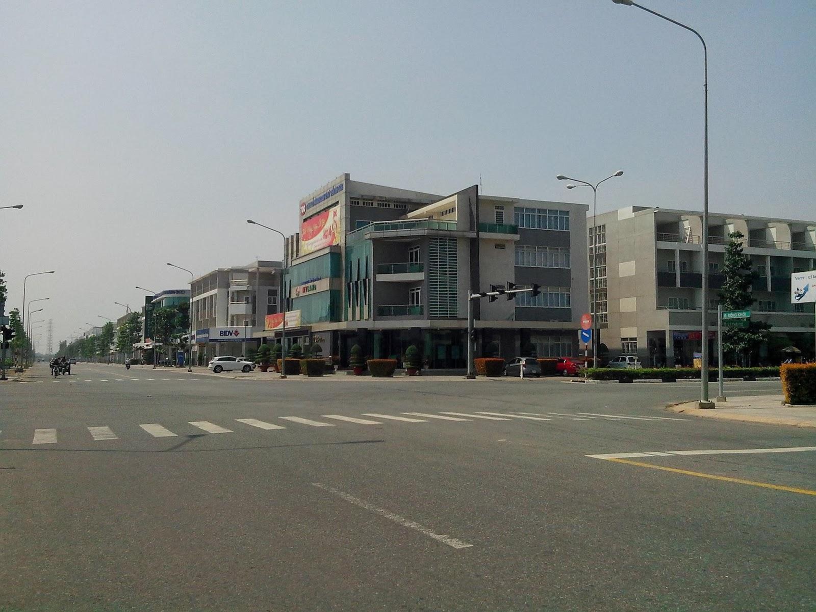 Nhà phố TP mới BD, Nha pho TP moi BD
