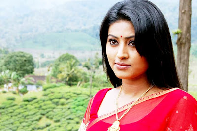 Actress Sneha Saree Photos
