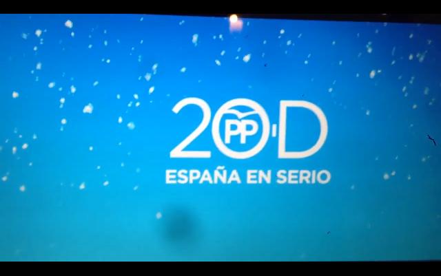 TVE cuela como una cortinilla de continuidad un spot electoral del Partido Popular