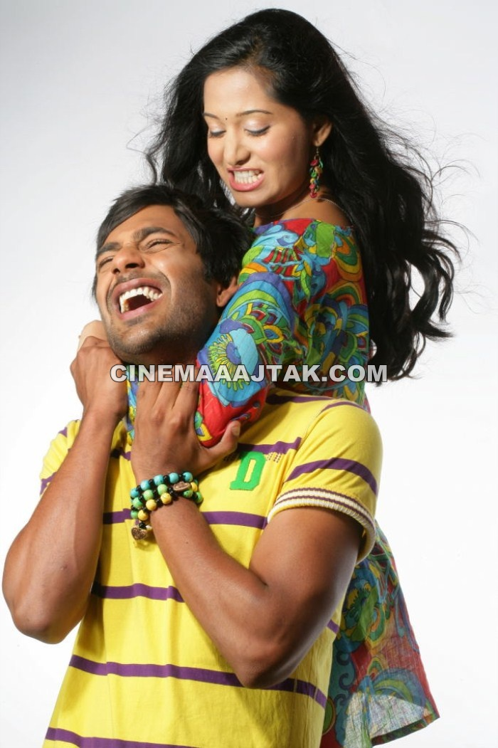 Preethika Rao1 - Preethika Rao in Priyudu Movie