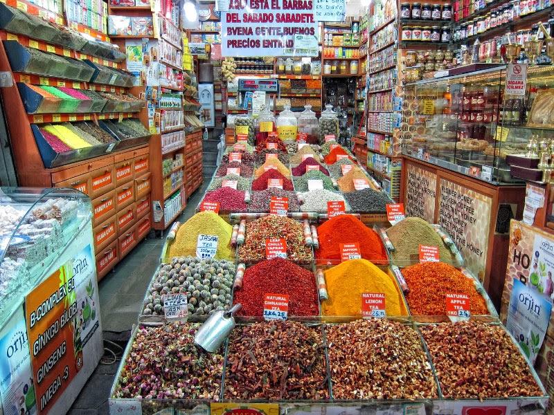 Baños Mas Antiguos De Estambul:de los mercados más antiguos y mayores de la ciudad turca de Estambul