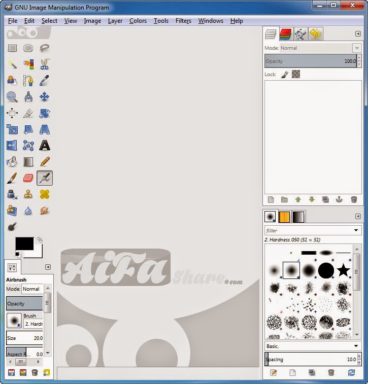 Search The Gimp 2.8.14
