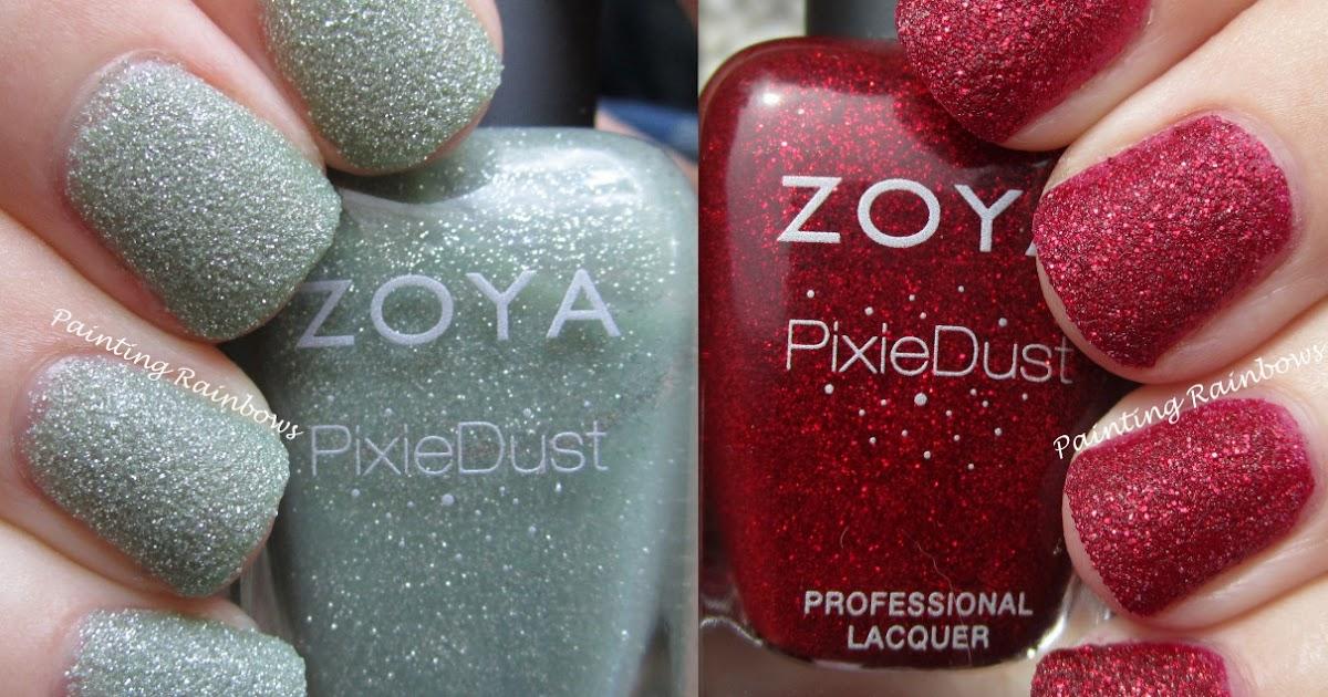 Zoya Awaken Collection and Monet Swatches | Nail polish