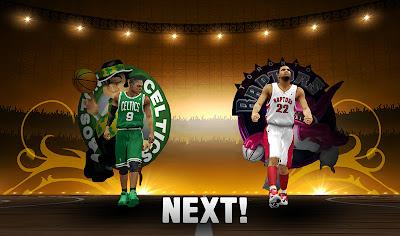 NBA 2K13 New 3D Logos Mod