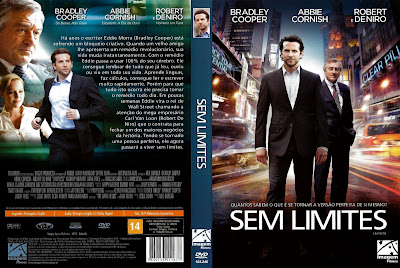 Sem Limites DVD Capa
