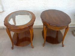 End Tables- Sold