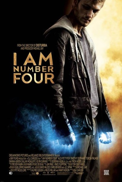 Review Film: I Am Number Four 2011