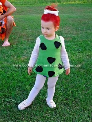 Bam Bam Child Costume - Bam Bam Costumes - Halloween