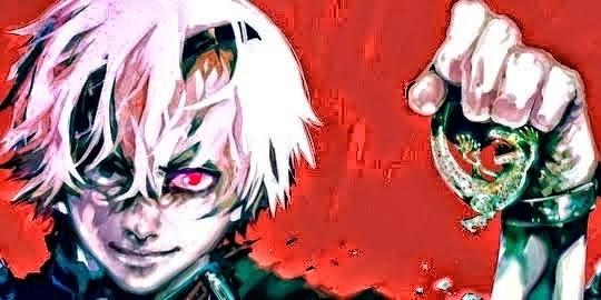 Tokyo Ghoul Saison 2, Actu Japanime, Japanime, Sui Ishida, Studio Pierrot,