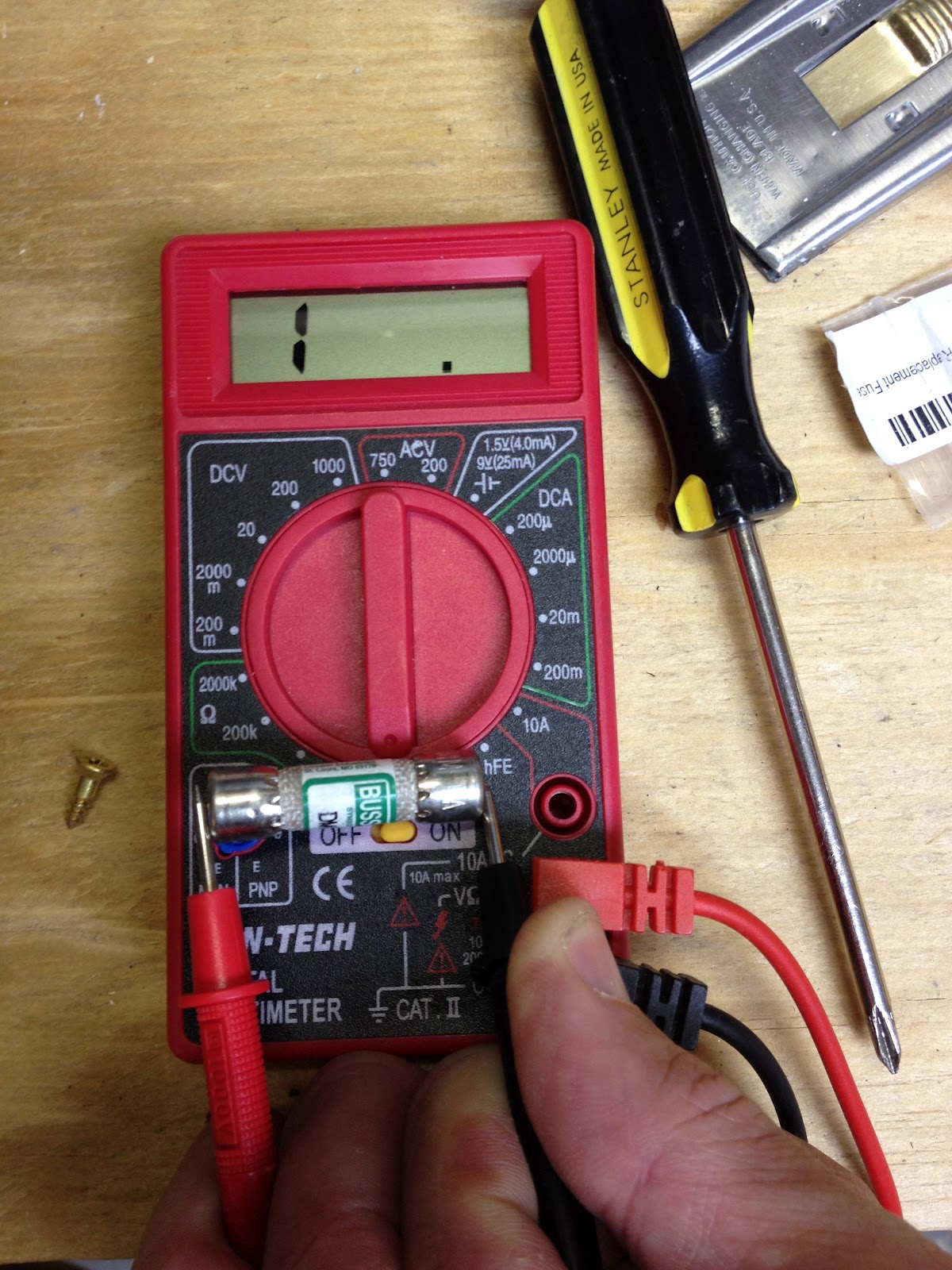How To Replace Fuses In Fluke 177 Multimeter