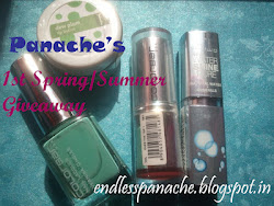 Panache's 1st Spring/Summer Giveaway