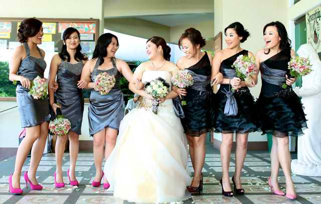 Practical Pinay: Liz and Ferdi's Wedding