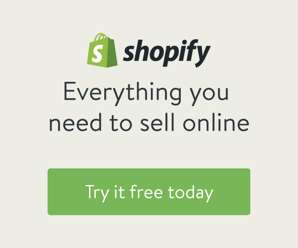 Try Shopify FREE!