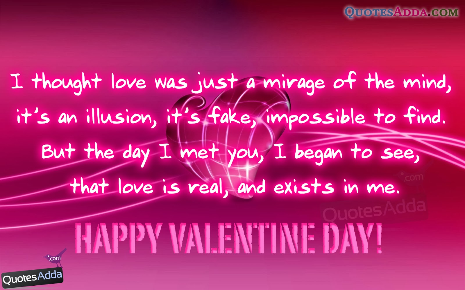 Happy valentines quotes quotesgram for Quotes on valentine day