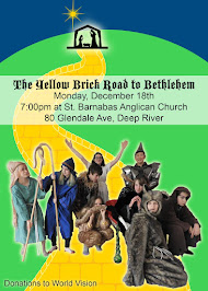 The Yellow Brick Road to Bethlehem-Christmas Play