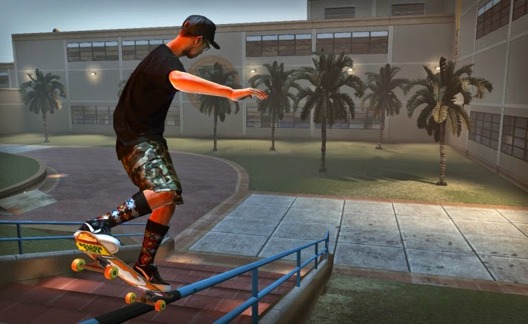 Tony Hawk Game