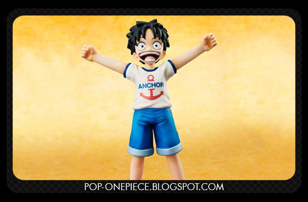 Monkey D. Luffy - P.O.P CB-1R