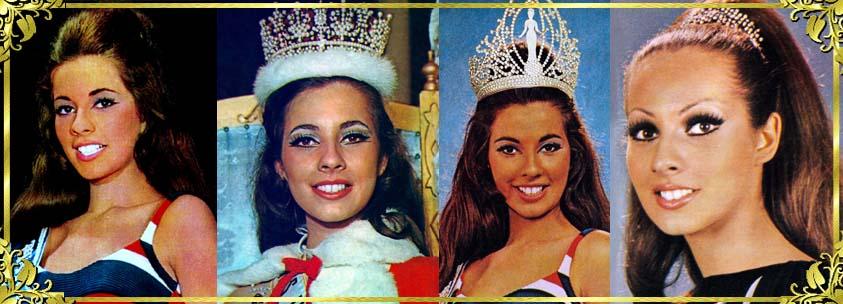 ######## 50 ANOS DA ELEIÇÃO DA MISS GUANABARA e MISS INTERNACIONAL 1968 #######