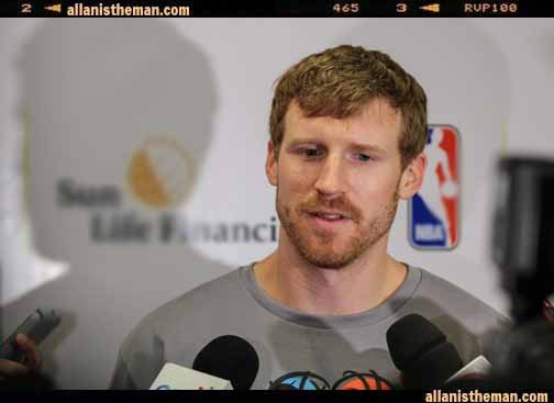 Matt Bonner says he'll root for Gilas PH in 2014 FIBA World Cup