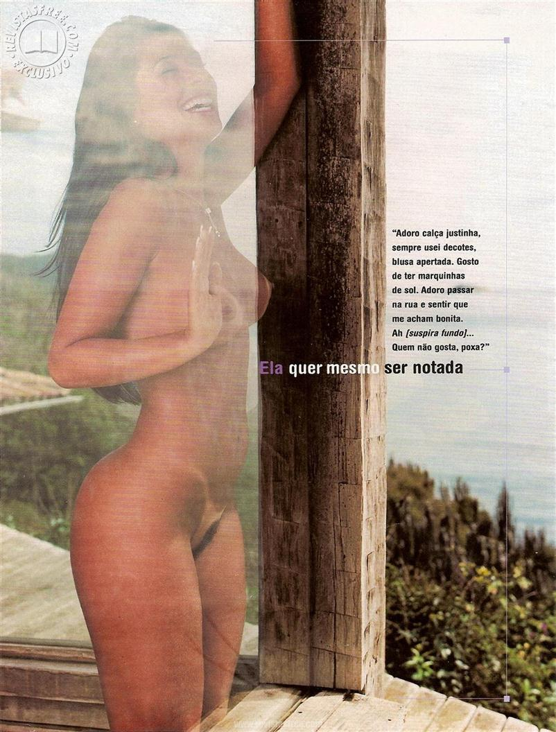 Scheila Carvalho Revista Playboy