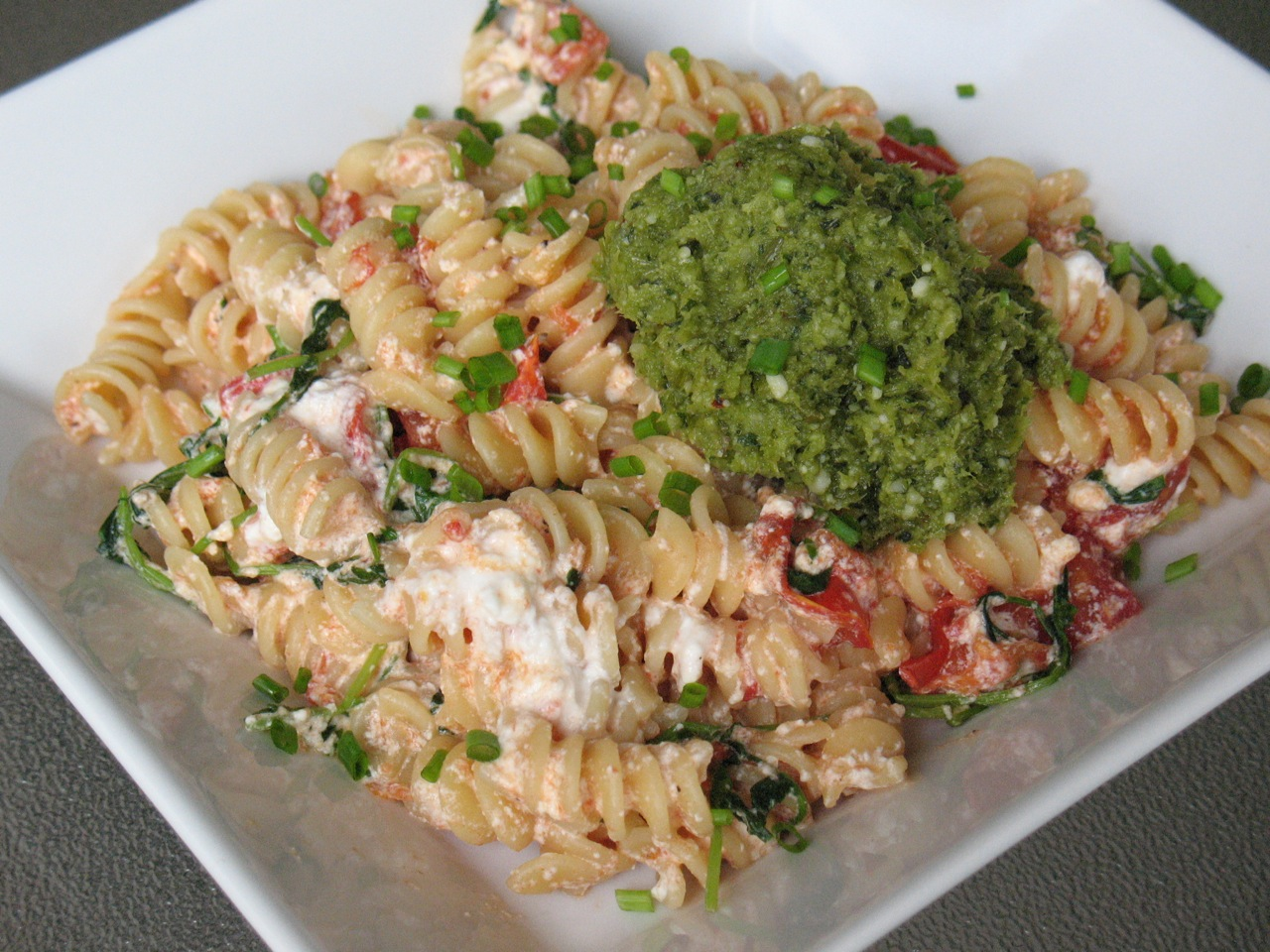 with garlic scape pesto garlic scape pesto and garlic scape pesto and ...
