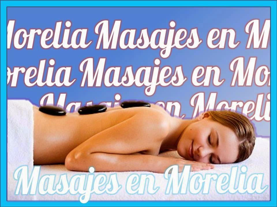 ¿Ya probaste nuestros masajes con piedras calientes?
