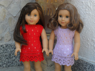 Grace and Rebecca American Girl