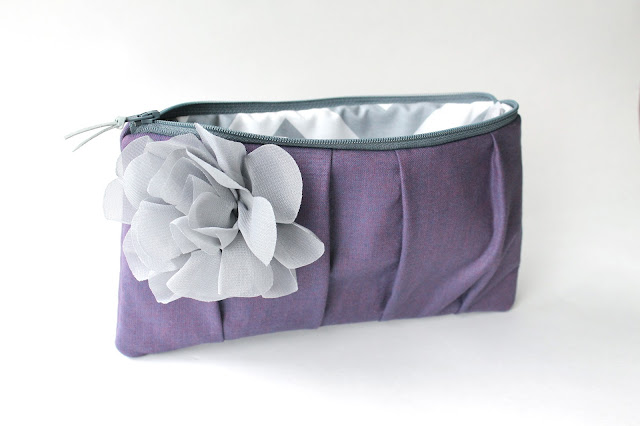 allisa jacobs bridesmaid clutch