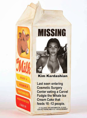 Kim Kardashian young milk hot