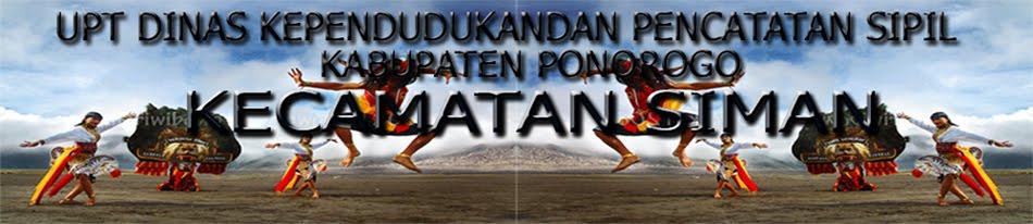 UPT DINAS DUKCAPIL KEC. SIMAN