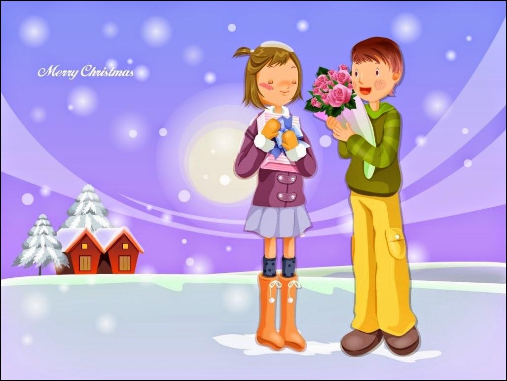 Navidad en pareja