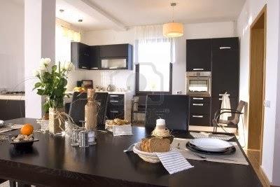 Fotos de cocina y comedor juntos colores en casa for Cocina y sala en un solo ambiente