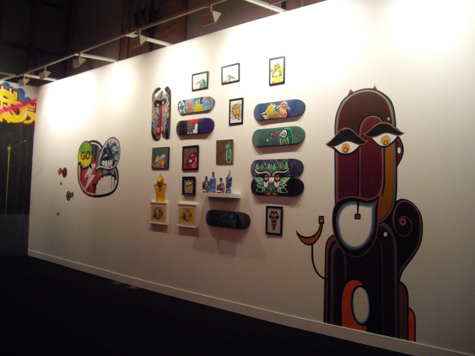 """Rocío Díaz Gómez : """"Grafika"""" una exposición de arte urbano"""