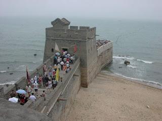 Великая Китайская стена. Фото 12