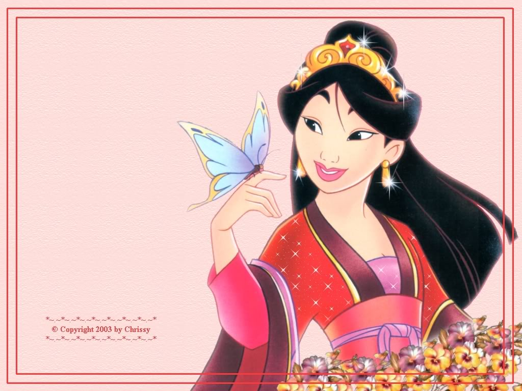 my background blog mulan wallpaper hd
