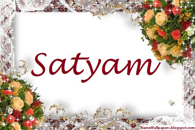 N Name Logo Wallpaper Satyam Name Wallpapers...