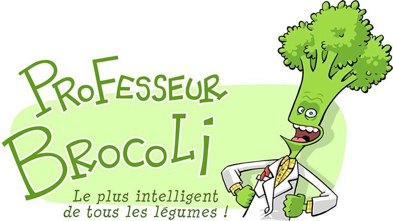 Professeur Brocoli