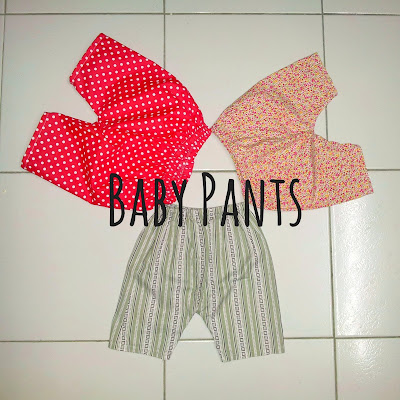 tutorial baby pants