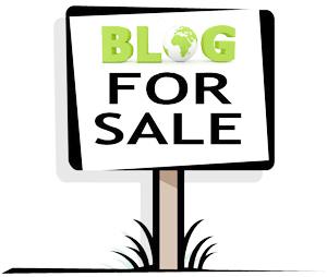 jual blog blogspot banyak pengunjung