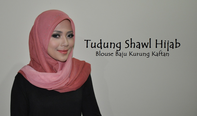 Tudung Shawl Hijab