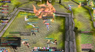 Cabal Online War Server