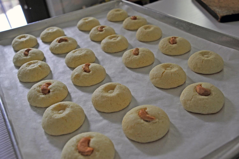 不萊嗯的烘培廚房: 檸檬奶油餅 | Lemon Butter Cookies