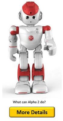 UBTECH Alpha 2 Intelligent Humanoid Robot