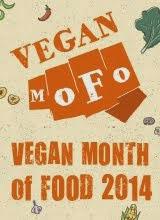 Vegan Month of Food 2014