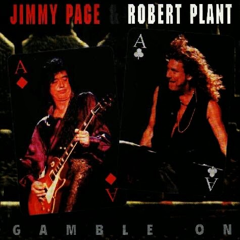 World of bootlegs bootleg jimmy page robert plant for 13th floor with diana live dvd